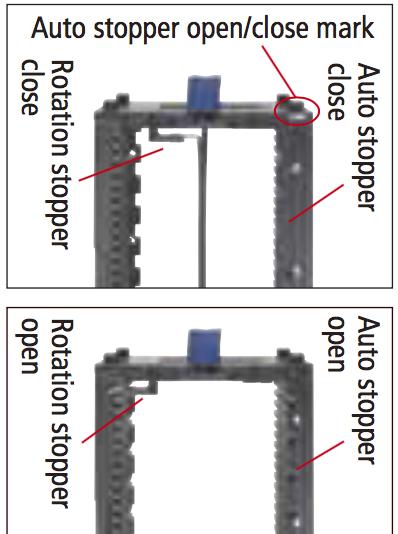 Ko Rack Rotation Adjustment